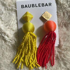 Baublebar Asymmetrical Azura Earrings